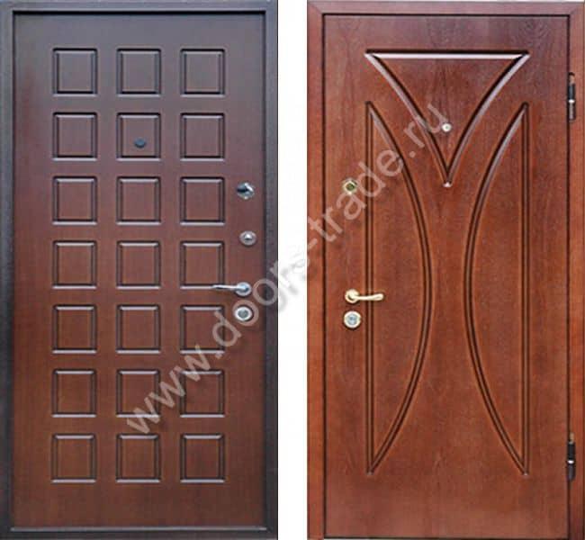 Входные двери от производителя купить в Клину